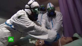 Вся хронология пандемии: первая серия «Красной зоны»— сегодня на НТВ