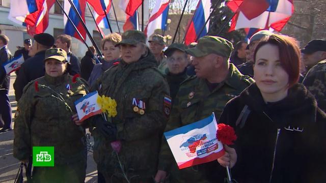 Крым отмечает 7-летие референдума овоссоединении сРоссией.Крым, Матвиенко, референдумы.НТВ.Ru: новости, видео, программы телеканала НТВ