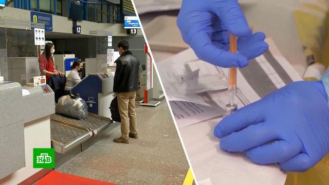 Евросоюз представил стратегию введения <nobr>«ковид-паспортов»</nobr>