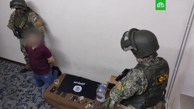 ФСБ предотвратила теракт вАдыгее.Адыгея, ФСБ, задержание, терроризм.НТВ.Ru: новости, видео, программы телеканала НТВ