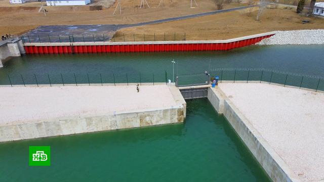 Симферополь иСевастополь получили совершенно новые источники воды