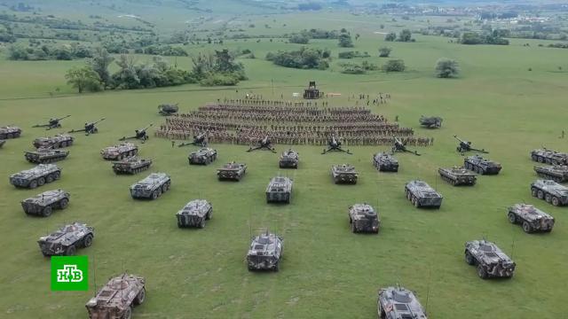 Эксперты оценили предстоящие учения НАТО вблизи Крыма