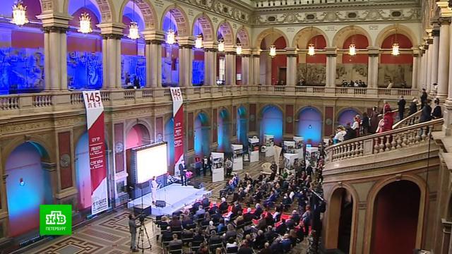 Знаменитая «Муха» с размахом отмечает 145-летие.Санкт-Петербург, вузы, выставки и музеи.НТВ.Ru: новости, видео, программы телеканала НТВ