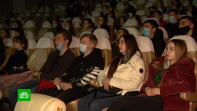 Молодые кинематографисты привезли вСевастополь свои работы