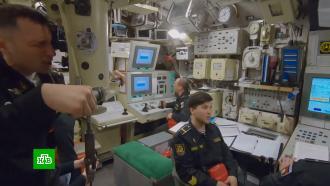 На всех флотах России отмечают День <nobr>моряка-подводника</nobr>