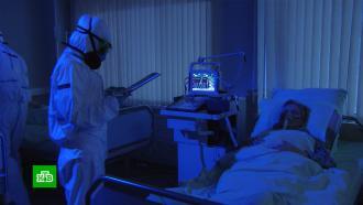 Новая серия «Красной зоны» расскажет оспасении подключенных кИВЛ пациентов