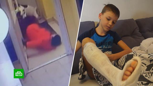 Искусанный бойцовской собакой школьник полгода проведет на больничном.Новосибирск, дети и подростки, собаки.НТВ.Ru: новости, видео, программы телеканала НТВ