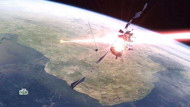 Война будущего: как США готовятся к битве за космос