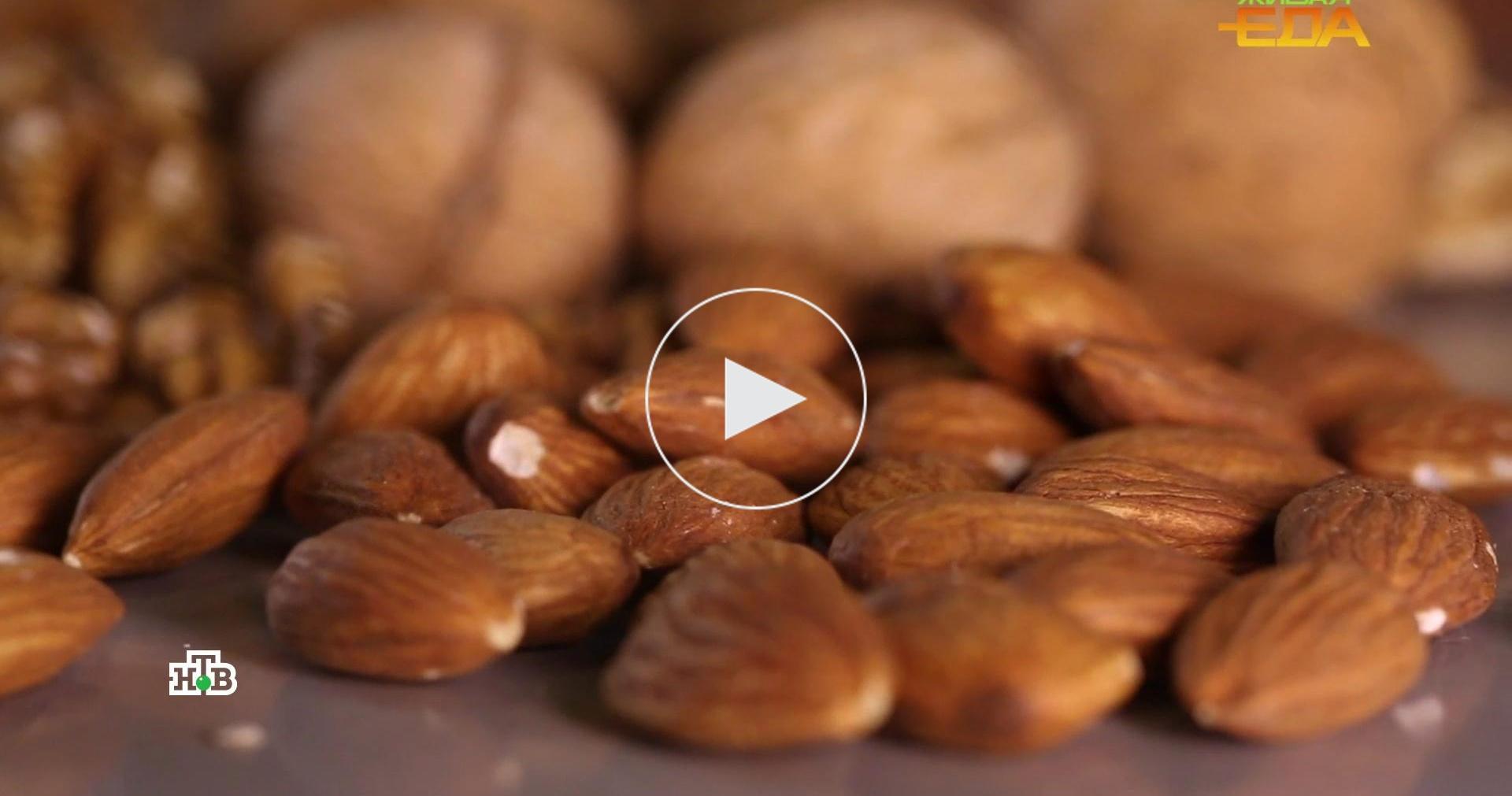 Как орехи спасают от преждевременной смерти?