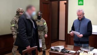 Обыск угубернатора Пензенской области
