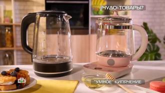 «Умное» кипячение: способен ли чайник сделать чай вкуснее