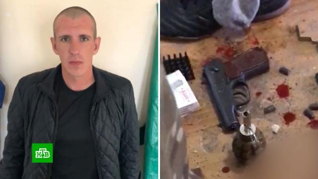 Серийный грабитель из Самары ранил себя при задержании.Самара, аресты, задержание, кражи и ограбления.НТВ.Ru: новости, видео, программы телеканала НТВ