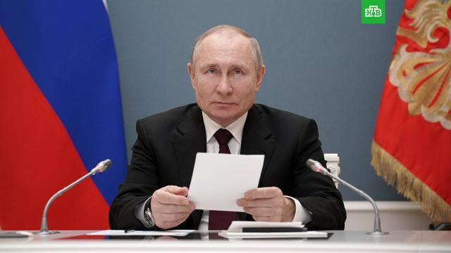 Песков: Путину предстоит второй укол вакцины от COVID-19.Путин, вакцинация, коронавирус, прививки.НТВ.Ru: новости, видео, программы телеканала НТВ