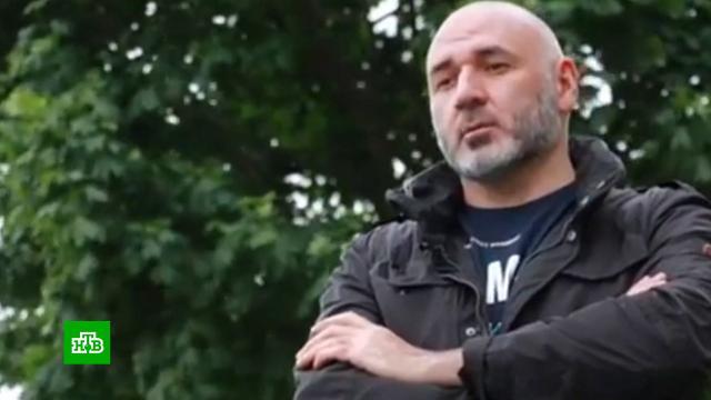 Боевик из банды Басаева писал стихи и проводил встречи с читателями.Москва, Чечня, бандитизм, задержание, терроризм.НТВ.Ru: новости, видео, программы телеканала НТВ