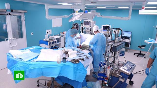 В Москве открылась школа хирургической практики