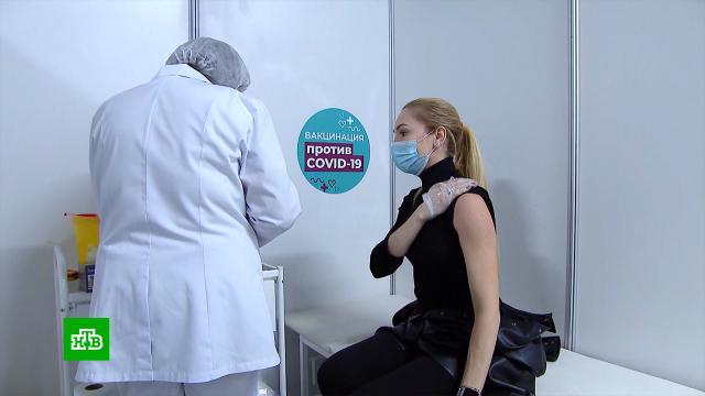 Вакцина «ЭпиВакКорона» формирует три линии иммунной защиты от COVID-19.болезни, вакцинация, здоровье, коронавирус, наука и открытия, эпидемия.НТВ.Ru: новости, видео, программы телеканала НТВ