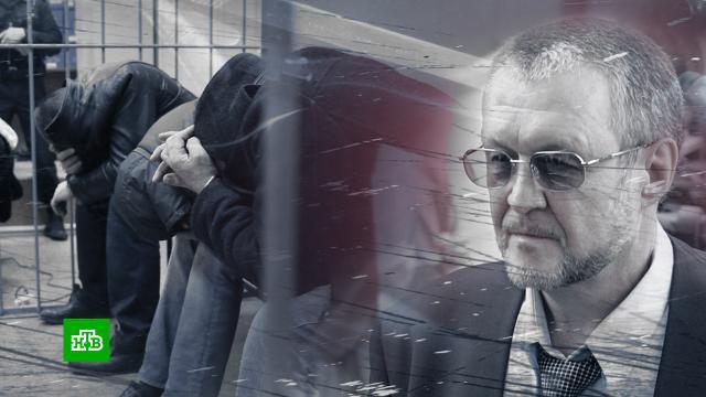 В Москве начался суд над убийцами Япончика.Москва, криминал, суды, убийства и покушения.НТВ.Ru: новости, видео, программы телеканала НТВ