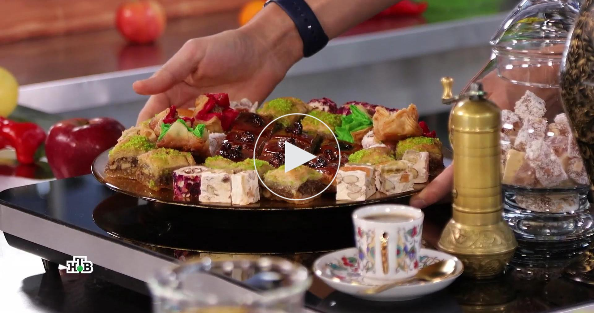 Неизведанные восточные сладости: естьли вних польза