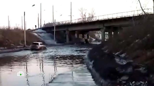 Сезон природных аномалий: вРоссии готовятся кмасштабному половодью.МЧС, весна, наводнения, погода, погодные аномалии, реки и озера, стихийные бедствия.НТВ.Ru: новости, видео, программы телеканала НТВ
