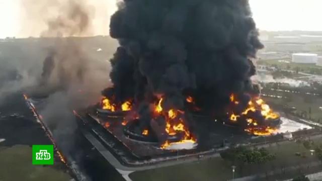 Мощный взрыв на НПЗ в Индонезии: около 30 пострадавших.Индонезия, взрывы, пожары.НТВ.Ru: новости, видео, программы телеканала НТВ