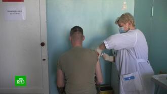 Черноморский флот получил партию препарата «СпутникV» для вакцинации личного состава