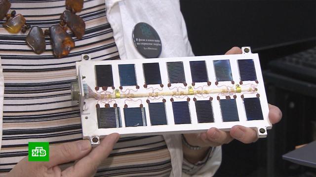 Самарские ученые создали первые вмире солнечные батареи из пористого кремния.Самара, Солнце, изобретения, космос, наука и открытия, энергетика.НТВ.Ru: новости, видео, программы телеканала НТВ