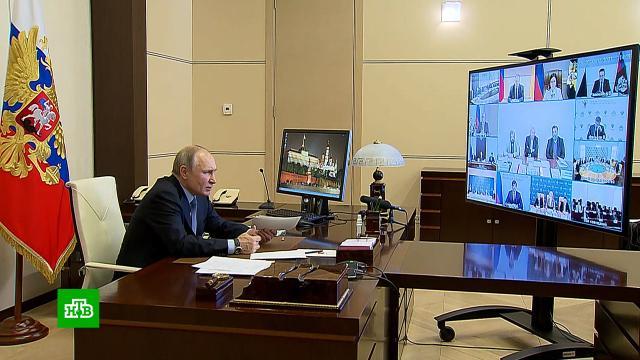 Путин потребовал не допустить переноса межэтнических конфликтов вРоссию.Путин, история, коронавирус, мигранты, образование, туризм и путешествия.НТВ.Ru: новости, видео, программы телеканала НТВ