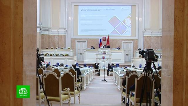 Петербургский парламент выбирает, какие еще скверы защитить от застройки