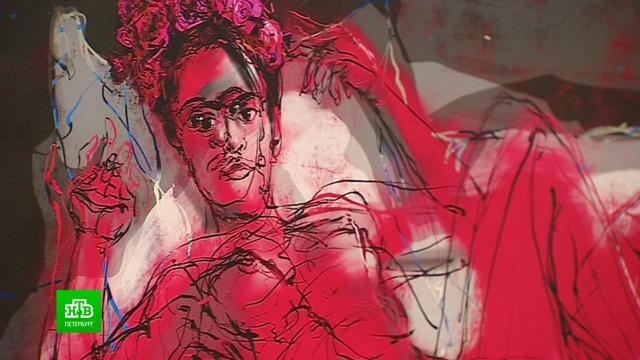 Долой кисть: как художник из Петербурга занялся цифровой живописью.Санкт-Петербург, выставки и музеи, живопись и художники, технологии.НТВ.Ru: новости, видео, программы телеканала НТВ