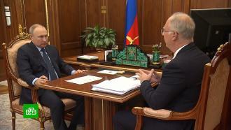 Глава РФПИ рассказал Путину о<nobr>роботах-конвейерах</nobr> для тестирования на коронавирус