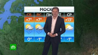 Прогноз погоды на 3 апреля