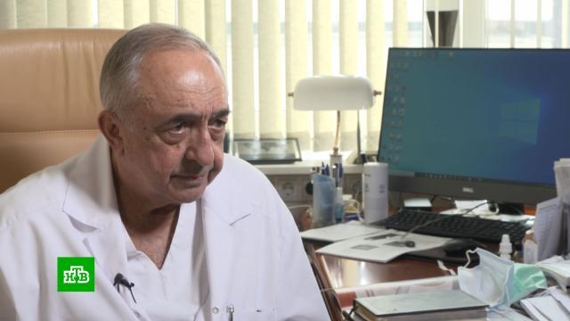 Знаменитый кардиохирург Ренат Акчурин празднует <nobr>75-летие</nobr>