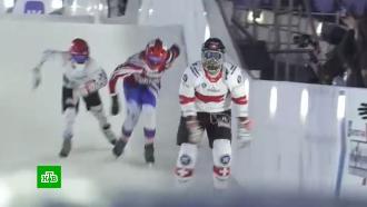Финал ЧМ по скоростному спуску на коньках впервые вистории прошел вРоссии
