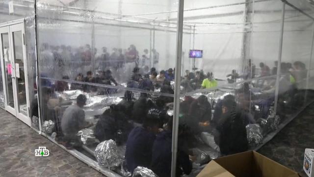 Граница нараспашку: Байдена обвинили в нежелании разбираться с миграционным хаосом.Байден, США, Трамп Дональд, граница, мигранты.НТВ.Ru: новости, видео, программы телеканала НТВ