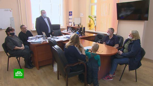 Самарские чиновники по надуманным поводом выселяют людей из общежития.Самара, общежитие.НТВ.Ru: новости, видео, программы телеканала НТВ