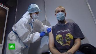 Российская молодежь активно вакцинируется от коронавируса
