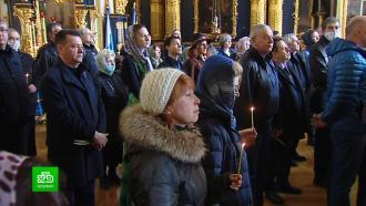 Петербургские подводники почтили память погибших товарищей