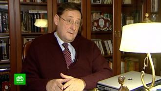 ВПетербурге скончался главный знаток церемоний иэтикета