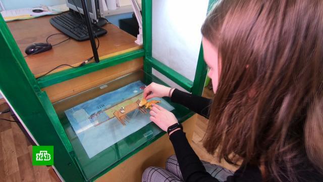 Как дети вкарельском поселке создают настоящие мультфильмы.Карелия, дети и подростки, мультфильмы.НТВ.Ru: новости, видео, программы телеканала НТВ