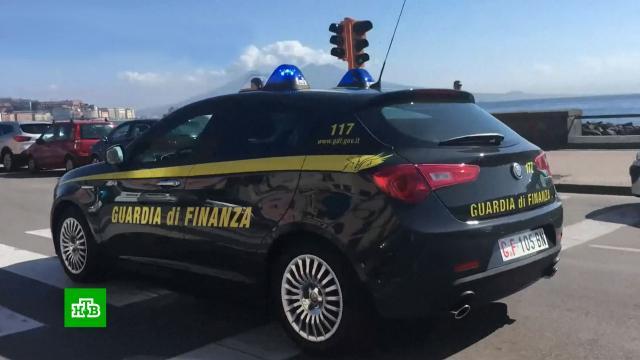 ВИталии задержали 70человек по подозрению всвязях смафией.Италия, задержание.НТВ.Ru: новости, видео, программы телеканала НТВ