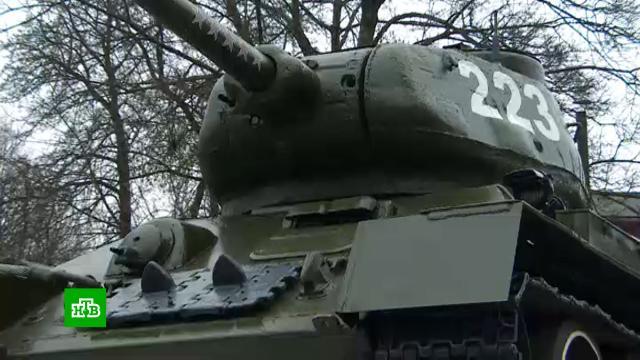 Уникальный экземпляр танка <nobr>Т-10</nobr> восстанавливают вКалининградской области