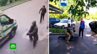 Напавших на красноярских инкассаторов грабителей осудили на 14и 15лет.НТВ.Ru: новости, видео, программы телеканала НТВ