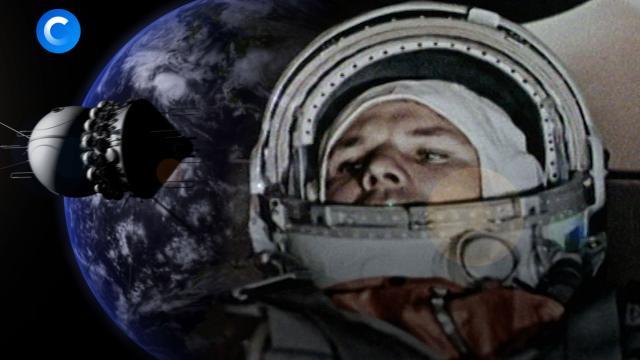 Полет Гагарина: 108минут, изменившие мир.Гагарин, ЗаМинуту, космонавтика, космос.НТВ.Ru: новости, видео, программы телеканала НТВ