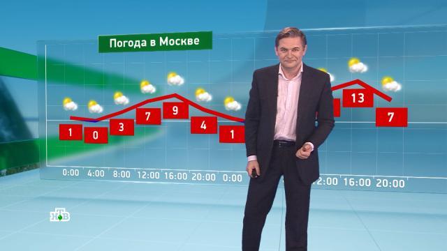 Утренний прогноз погоды на 9апреля.НТВ.Ru: новости, видео, программы телеканала НТВ