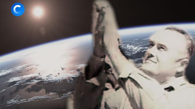 Самый засекреченный космический гений СССР.Гагарин, ЗаМинуту, космонавтика, космос.НТВ.Ru: новости, видео, программы телеканала НТВ