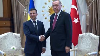 «Крым будет окружен кораблями НАТО»: зачем Эрдогану новый канал в Чёрное море