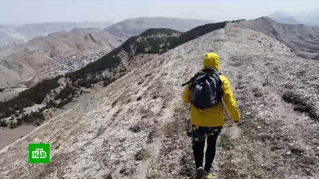 В Дагестане начался горный забег для самых выносливых