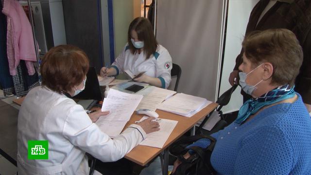 Врегионах России открывают пункты вакцинации выходного дня.Северная Осетия, вакцинация, коронавирус, прививки, эпидемия.НТВ.Ru: новости, видео, программы телеканала НТВ