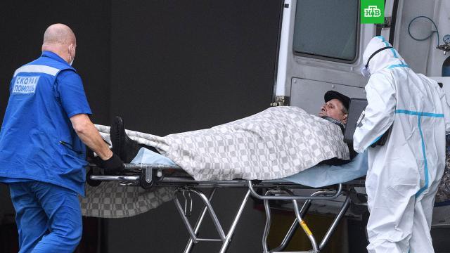 В РФ — 8 702 новых случая коронавируса.За минувшие сутки в 84 регионах России было выявлено 8 702 заразившихся коронавирусом, сообщает оперативный штаб.коронавирус, эпидемия.НТВ.Ru: новости, видео, программы телеканала НТВ