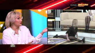 Татьяна Буланова узнала об измене мужа из программы на НТВ